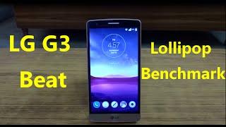 LG G3 Beat Lollipop Benchmarks 2016 [1080p]