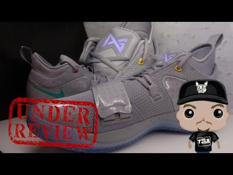 196d49cf373 PLAYSTATION PS4 PAUL GEORGE PG 2.5 SNEAKER REVIEW + LIGHT TEST
