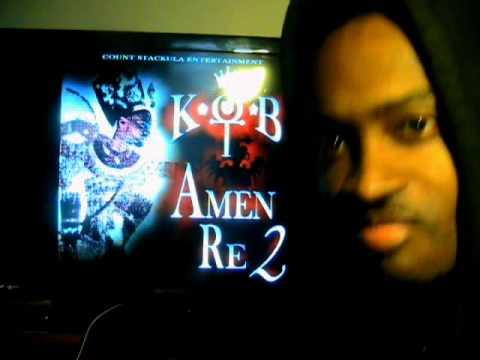 K*O*B  Vlog The Making Of Amen Re 2 Part 1 (Just Vibin)