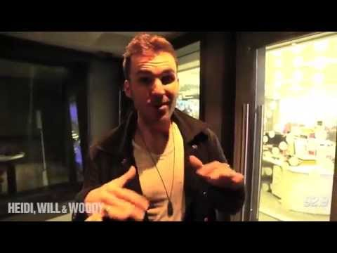 PiP Comic Illusionist using hypnosis to help Hit92.9's Heidi, Will & Woody prank Grant Denyer