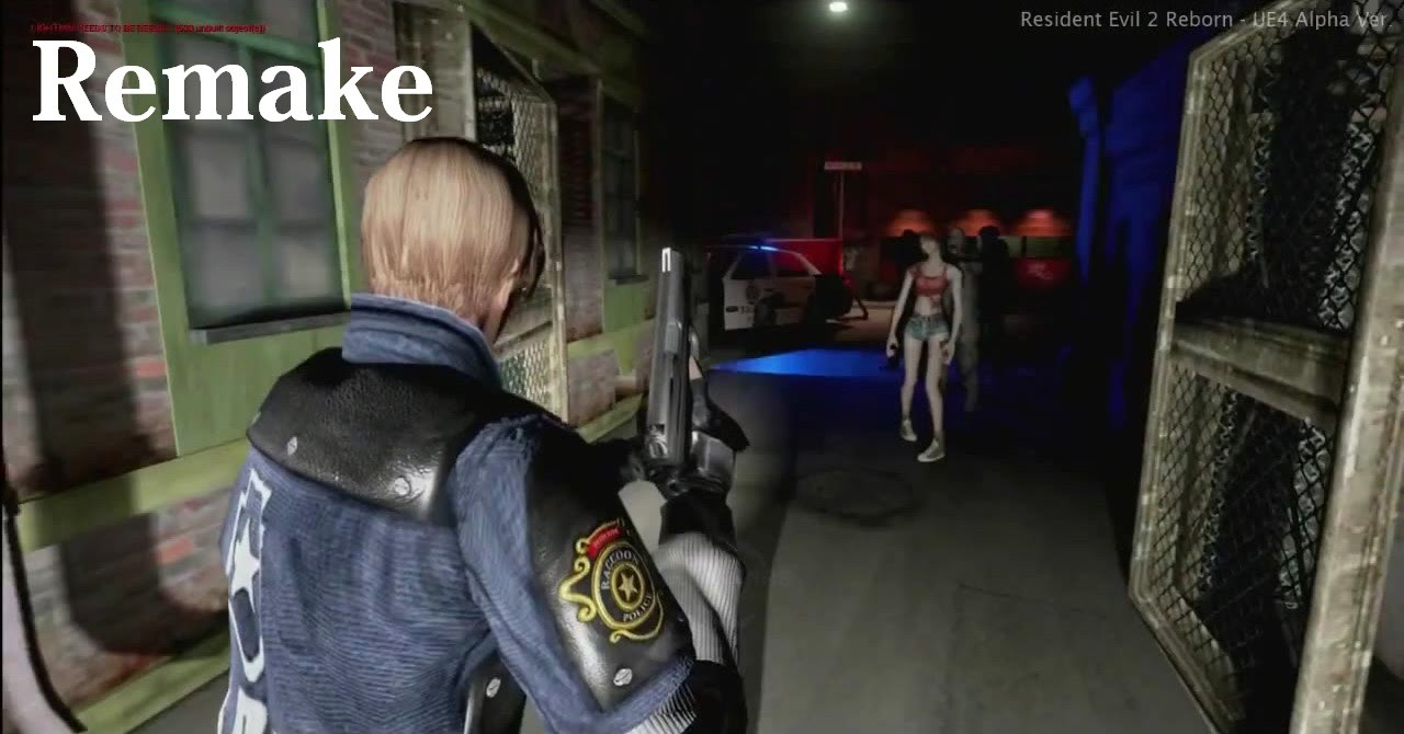 Rumor: After No Announcement, Resident Evil 2 Remake Details Leak