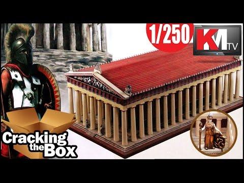 The Parthenon of Athens circa 348 B.C. (1/250)