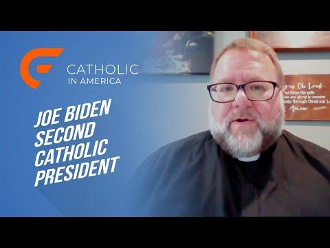 Catholic in America // Joe Biden - Second Catholic President