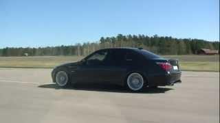 Uncut: BMW M6 Coup V10 Vs BMW M5 E60 With RPI Exhaust