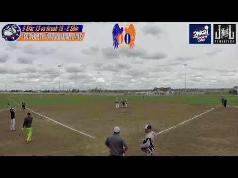 Top Dawg Invite 2018   5 Star 13 vs Krush 15 E Championship