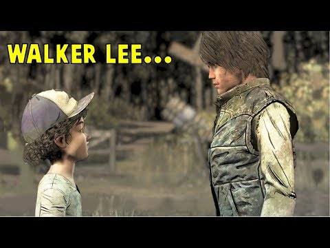 Clem Talks To James About Walker Lee -All Choices- The Walking Dead Final Season Ep3 |