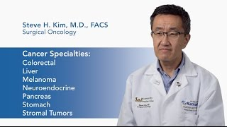 Meet Dr. Steve H. Kim video thumbnail