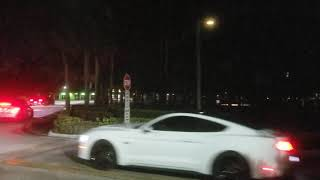 5.0 Mustangs - Supercharged Charger 392 LOUD TAKE-OFF!!!