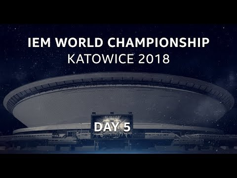 LIVE: Fnatic vs. Team Liquid - Semifinal - IEM World Championship Katowice 2018