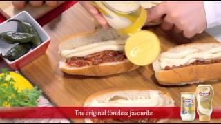 Mexican Cheese Hotdog