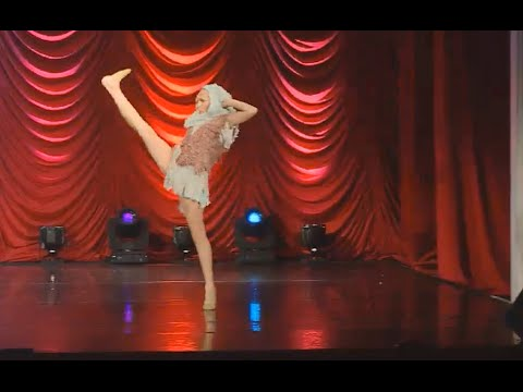 Maddie Ziegler - All God's Creatures (solo for best junior dancer @ The Dance Awards 2015)