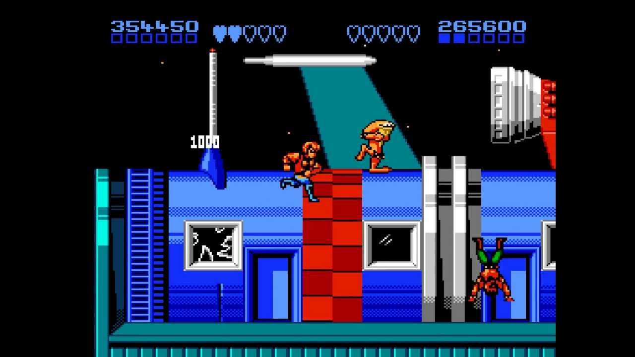 TAS HD: NES Battletoads & Double Dragon: The Ultimate Team (USA)