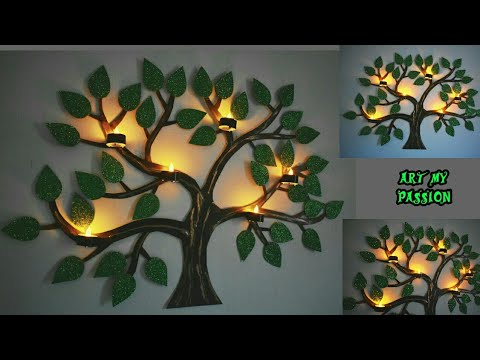 diy-wall-hanging-craft-ideas-|-diy-unique-wall-hanging-|-diy-wall-decor-|-artmypassion