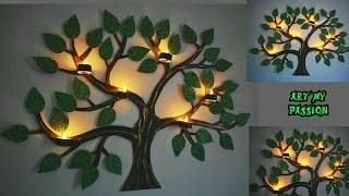 Diy Wall Hanging Craft Ideas | Diy Unique Wall Hanging | Diy Wall Decor | artmypassion