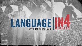Civil War Language (How did soldiers talk?): The Civil War in Four Minutes