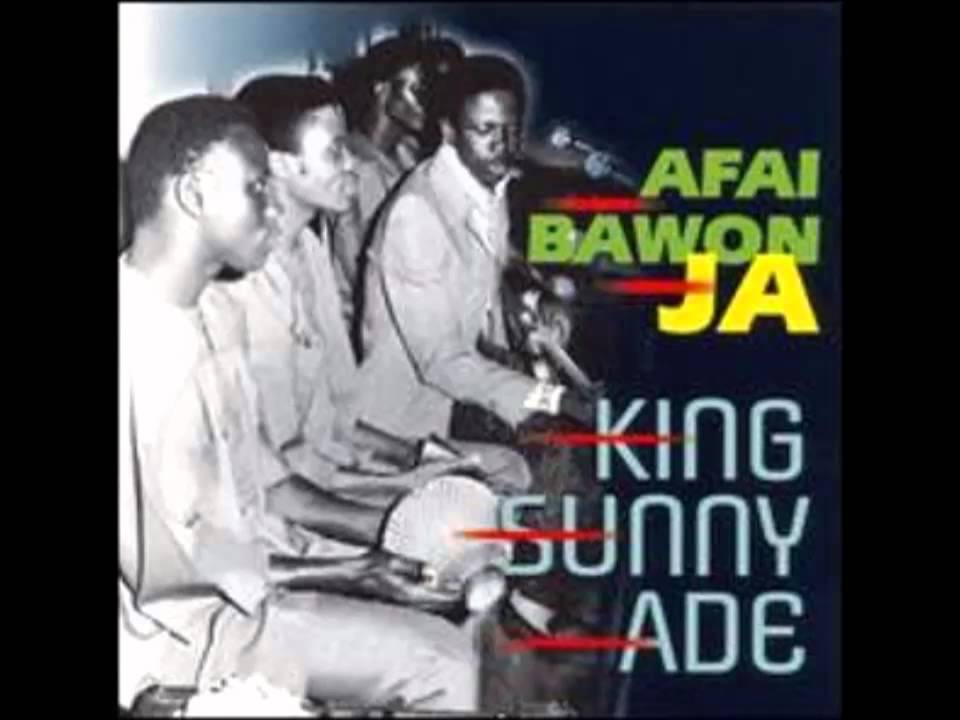 King Sunny Ade Live 1-1