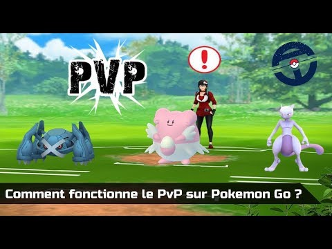 Comprendre Le PvP Dans Pokemon GO