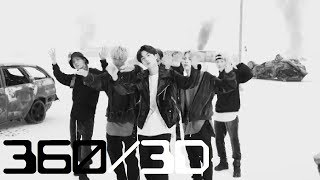 Mic Drop - BTS (Steve Aoki Remix ft. Desiigner) | 360 VR/3D AUDIO+BASS BOOSTED (Use Headphone)