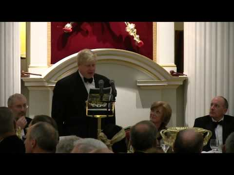 Boris Johnson's speech at Mansion House