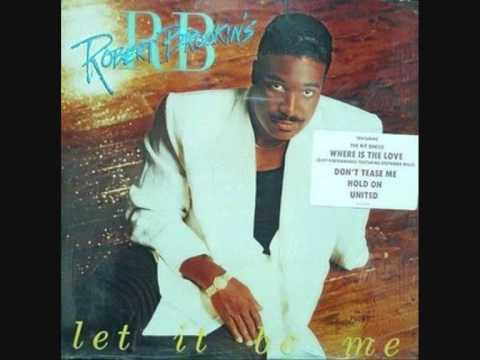 ROBERT BROOKINS - don't tease me (album version)