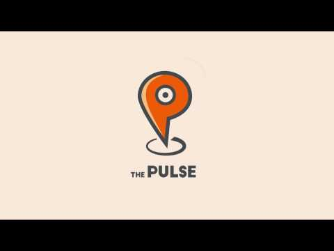 The Pulse App - Logo Animation