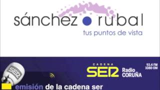 Programa de Radio Sánchez Rubal - Cadena SER (5-05-2015)