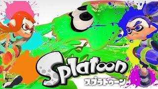 ピッコロ大魔王じゃなイカ!? - スプラトゥーン // Splatoon - Part17 - 実況プレイ thumbnail