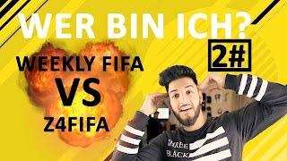 WER BIN ICH 2# | ft. Weekly FIFA