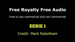 Eerie 1 - Royalty Free