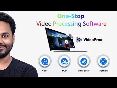 Process iPhone/Camera 4K/HEVC Video with VideoProc | DVD Converter