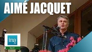 France 98  fête Aimé Jacquet à Thônes | Archive INA
