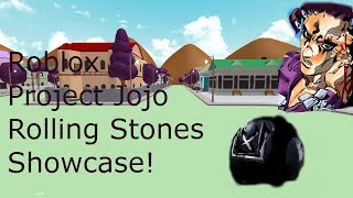 Roblox Project Jojo Kars Showcase!