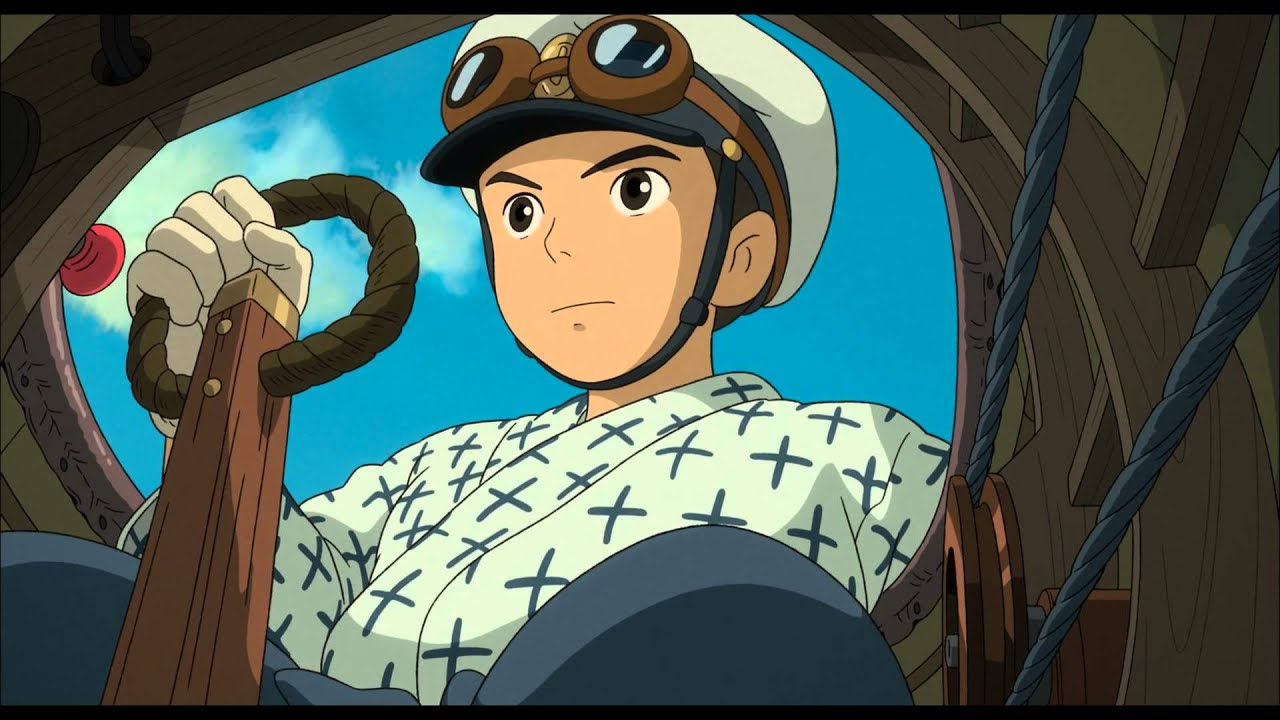 The Wind Rises Production Notes Scifi Japan