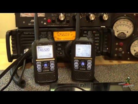 Icom ID-51A Plus D-STAR Radio Introduction