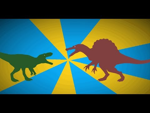 spinosaurus vs torvosaurus