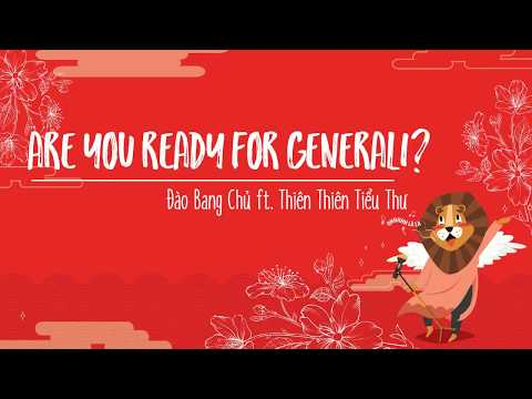[Karaoke] Are You Ready For Generali [Official HD]