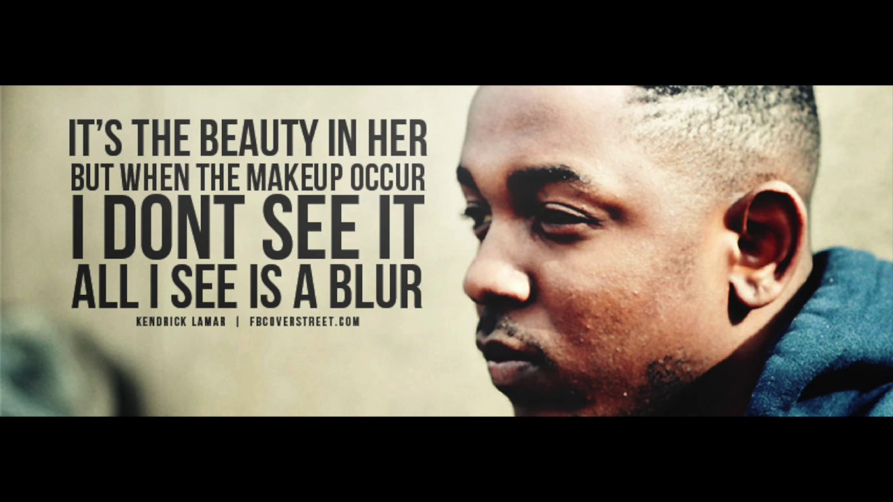 Kendrick Lamar best quotes (DNA) - YouTube