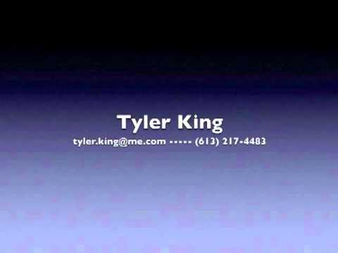 Tyler King Radio Hockey Play by Play Sample 3