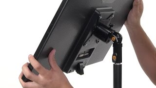 Mount Large Monitors, TV's & Cinema Displays -- Vu Monitor Mounts by Tether Tools