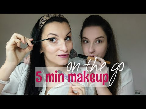 Coffee Morning Travel Show - 5 Minute Makeup Tutorial with Rimmel London