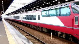 [突発代走!] 名鉄1111F(リニュパノ) 急行豊川稲荷674レ本宿駅発車