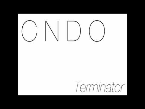 """DJ CNDO """"Terminator"""""""