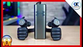 Estos AUDÍFONOS bluetooth son INCREIBLES !! // JBL True Wireless Flash ( under armour )