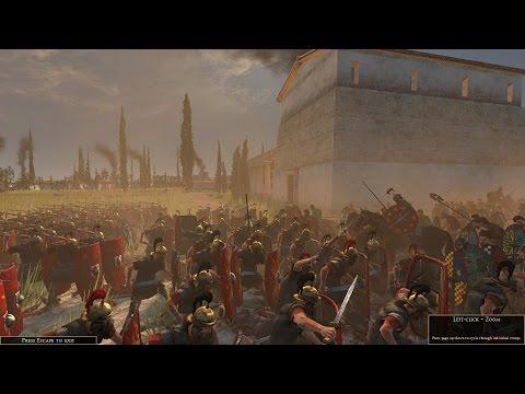 Total War  Rome II   Killing Volcae  