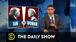 Donald Trump and Megyn Kelly Finally Face Off: The Daily Show