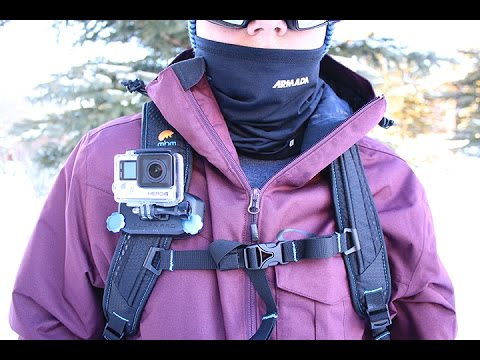 StrapMount - GoPro / Mobile Backpack Mount