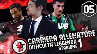 finale di mercato fifa 18 carriera allenatore ita ep 05