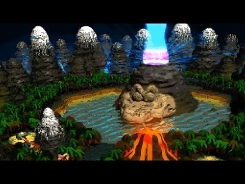DKC2: Diddy's Kong Quest - The Lost World