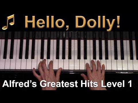 Hello, Dolly! (Elementary Piano Solo)