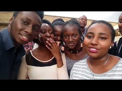 How Did This Video Make It ??!!!!  Meet My Strathmore Classmates